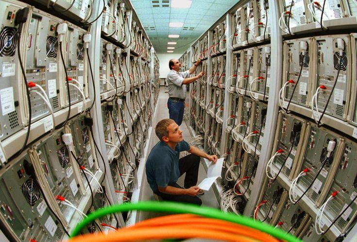 Computer cluster - Wikipedia