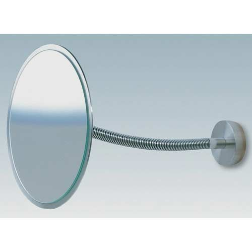 Sunny Stainless Steel Wall-Mounted Magnifying Mirror