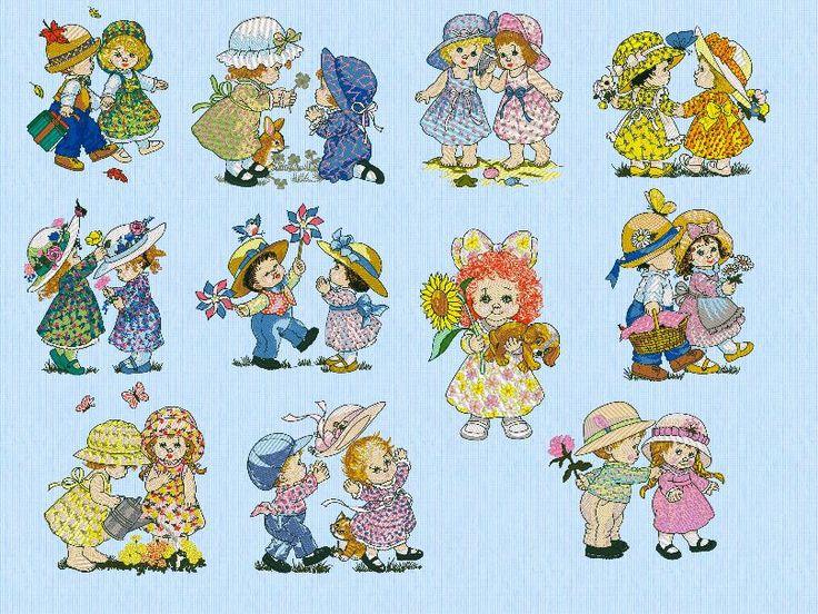 11 Kids Designs, Morehead Calico Cuties, Amazing Designs