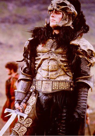 Kurgan (Highlander) There can be only one... and it is not Kurgan...
