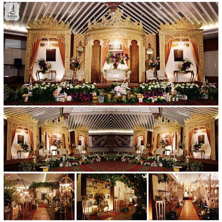 Lampung Wedding decoration Decorator : Rumah Kampung Elite Decor