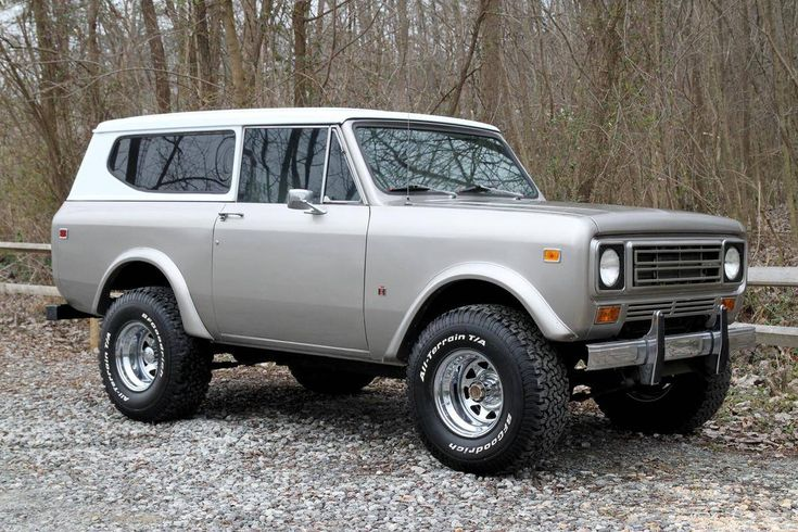 INTERNATIONAL SCOUT | Similar: international scout truck