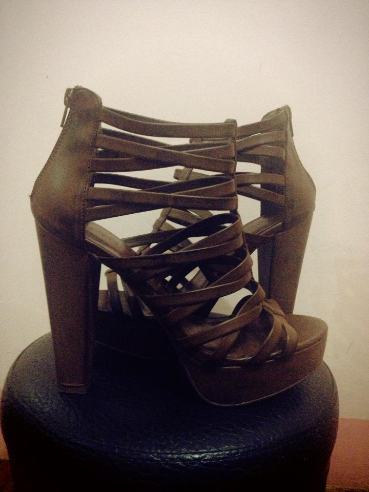 my new forever21 shoes