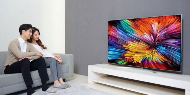 CES 2017: LG Super UHD TV series with Nano Cell Technology Announced