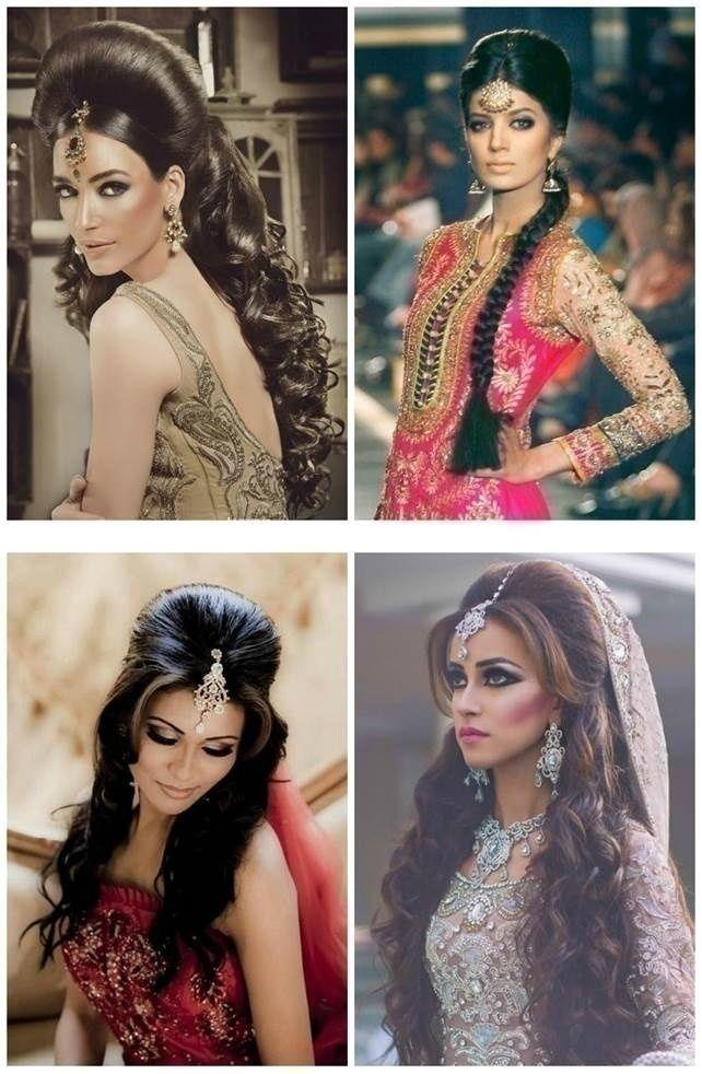 Top 5 Indian Bridal Hairstyles For Thin Hair Dipti Sangeet