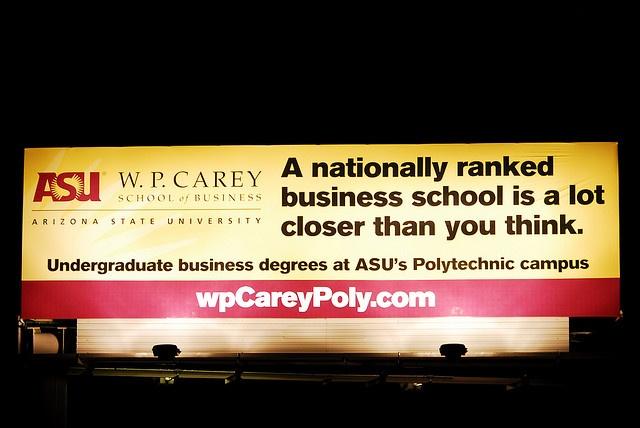 Arizona State University WP Carey School of Business