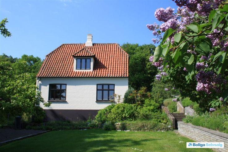Sænevej 3, Sandvig, 3770 Allinge - Hammerhavn - midt mellem Hammershus og Hammerknuden #villa #allinge #bornholm #selvsalg #boligsalg #boligdk