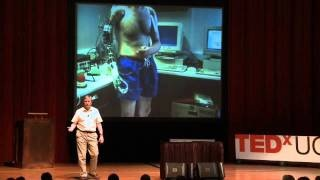TEDxUChicago 2011 - Kevin Warwick - The Last Remaining Hurdles to Cyborg Technology, via YouTube.