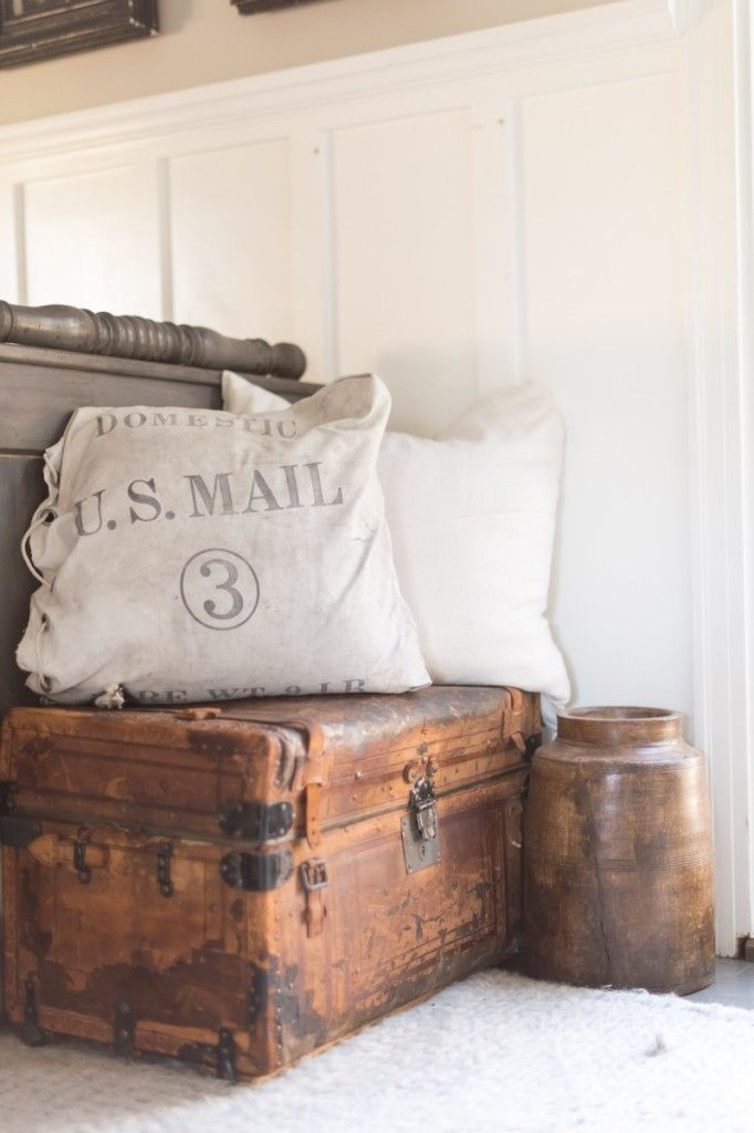 Shop #foundhome curated by Jeni Maus http://shopfoundhome.com #pillow #throw…