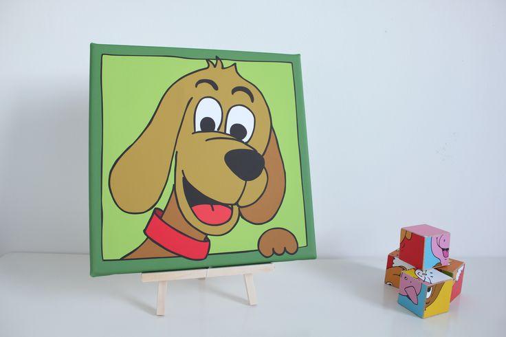 17 beste idee n over hond decoraties op pinterest honden kamer decor hond hoek en hond gebied - Decoratie schilderij volwassen kamer ...