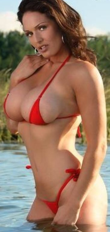 Ophelia boobs bikini