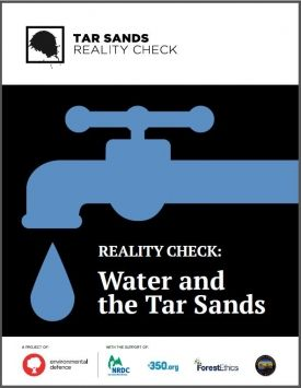 This is the first in a series of six reports that will counter Big Oil's claims that the tar sands' impacts are under control. The reports offer a reality check about the failure of the oil and gas industry to live up to its promises to prevent irreversible damage to our water, our air, our communities and our wildlife.