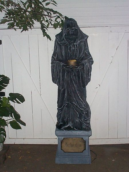 Haunters Hangout Reaper Stone
