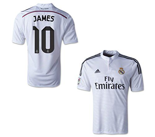Cheap James Jersey Real Madrid Home 2014 2015 Father day sale