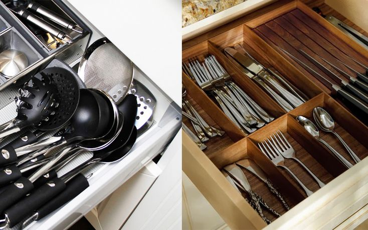 Como Organizar Gaveta da Cozinha http://makemebetter.com.br/como-organizar-a-cozinha/
