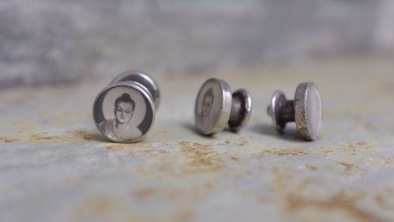 A+Very+Rare+Pair+of+1930's+Chrome+Cufflinks+with+by+Lallibhai,+£15.00