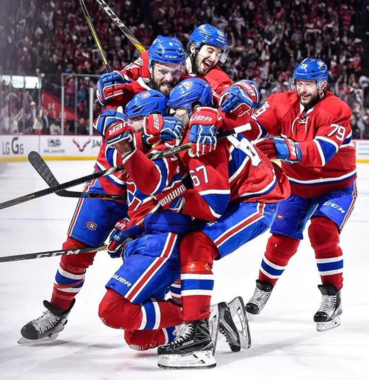 Habs win Game 2 of the series in OT!
