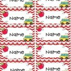 Learn your students names and let your students learn each others names with these adorable name tags. These name tags are editable so you can pe...