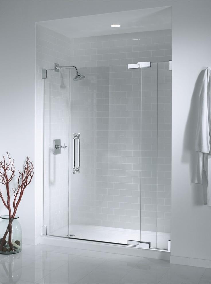 Low-maintenance shower pans » romarchitecture.com