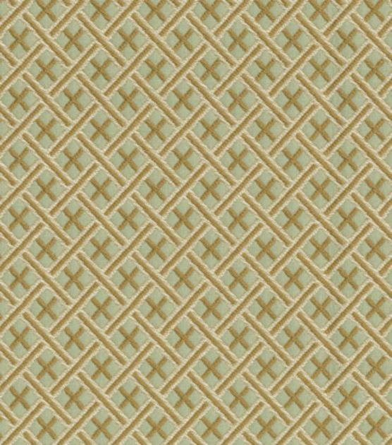 Waverly Upholstery Fabric-Gateway/Patina