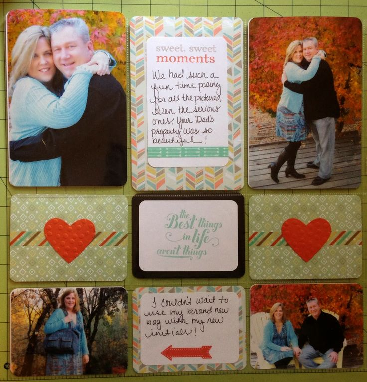 Project Life ~ Stampin' Up! Style Stamp Your Dream with Julie Douglas