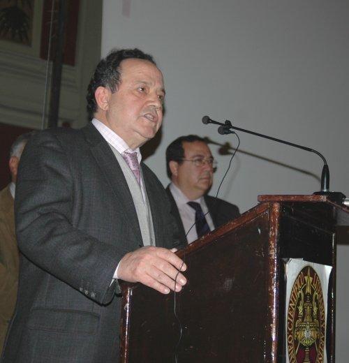 Francisco Caño, AV Villa Rosa (Hortaleza). Presidente de la FRAVM entre 2004-2007