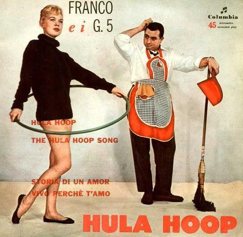 Franco E I G. 5* - Hula Hoop (Vinyl) at Discogs