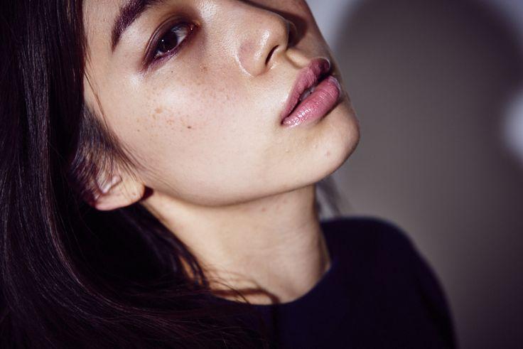 """megumi–kato: """" GISELe 12月 ph: daisuke tsuchiyama st: makiko iwata model: ayana miyamoto """""""