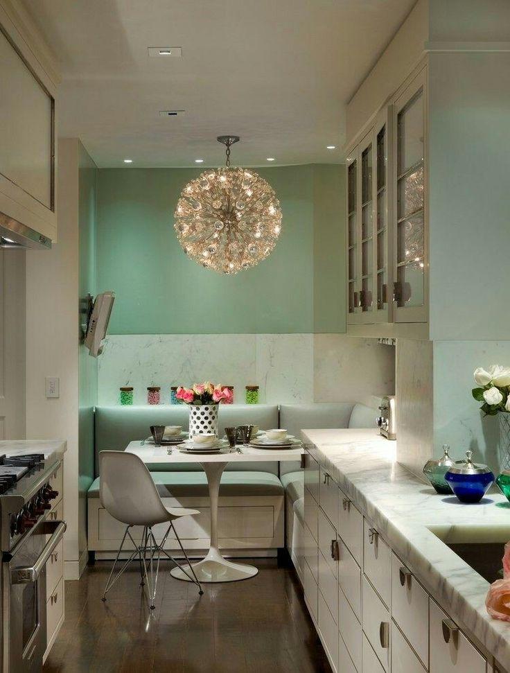33 best Küche images on Pinterest Apartments, Building furniture - kleine küche dachschräge