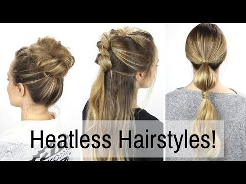Youtube Hairstyles Interesting 883 Best Hairstyles Youtube Images On Pinterest  Hairdos Hair