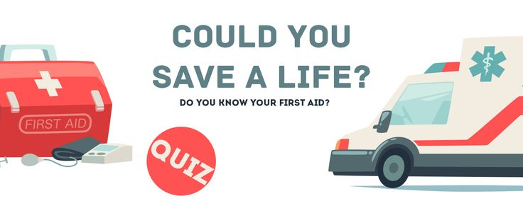 Read the blog - Could you save a life? First Aid QUIZ. by Gap Medics