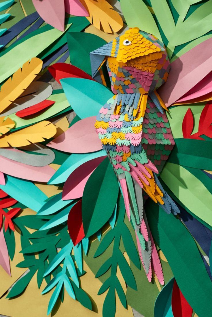 126 best papercuts images on Pinterest | Paper art, Paper cut outs ...