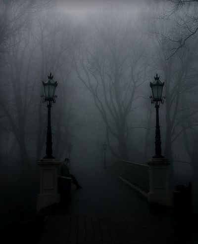 gothicGothic Sets, Halloween Cards, Peace Places, Lamps Post, Beautiful, Will, Dark Side, The Bridges, Keep Walks