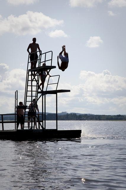 Lake Päijänne in Asikkala, Finland by Visit Finland, via Flickr