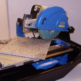For accurate angles and mitre cuts of tiles up to 60mm thick, look no further than a large tile saw bench.