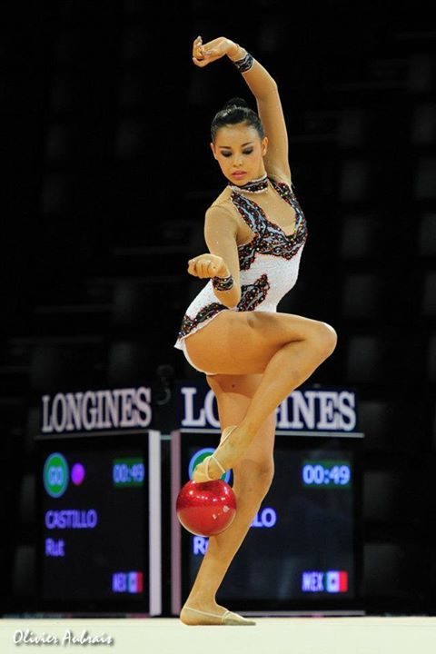 Rut Castillo (Mexico), World Championships 2011