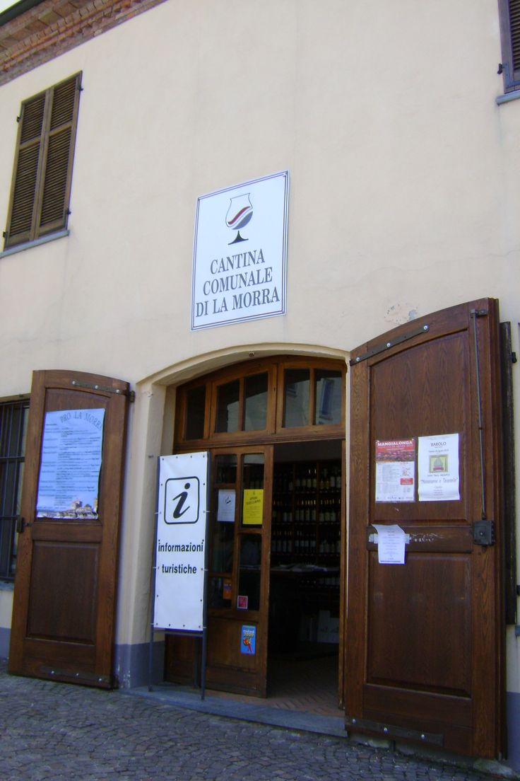 cantina comunale La Morra