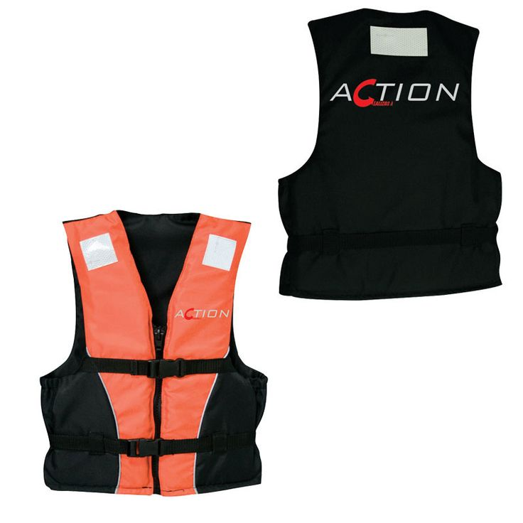 Buoyancy Aid, Action 50N, ISO 12402-5 image