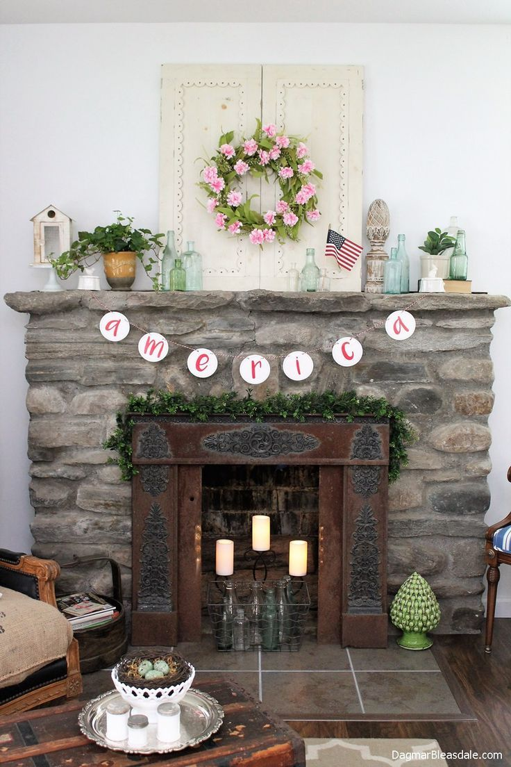 4th Of July Decorations   Banners, Flags, And DIY Ideas