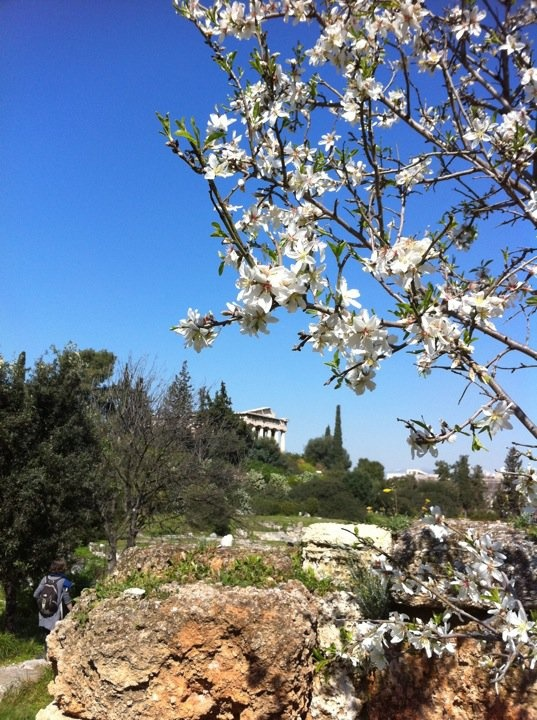 VISIT GREECE| Spring in Athens, Greece