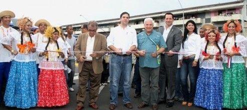 MOP | Inauguración oficial del Viaducto Avenida de Los Mártires