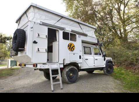 Overland Live - Overland Expedition & Adventure Travel : Expedition Land Rovers through the Generations