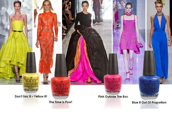 Geef je look een kleurboost met OPI Neon Revolution nagellak collectie