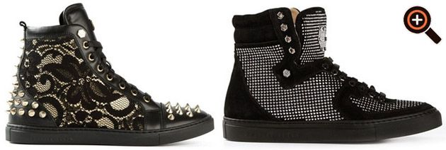 Philipp Plein Schuhe – Herren & Damen Designer Sneaker High Top – Sale & Outlet