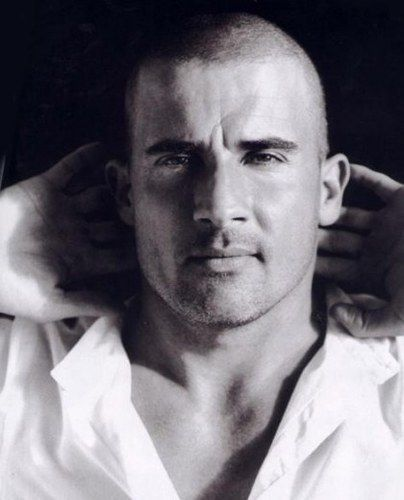 Dominic Purcell - we were at the same college - Western Australian Academy of Performing Arts.