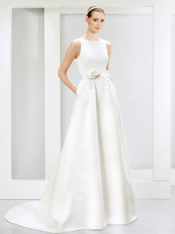 38 best Brautkleid Standesamt images on Pinterest   Party dresses ...
