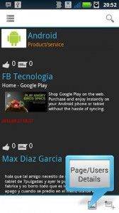 Fast Facebook for android