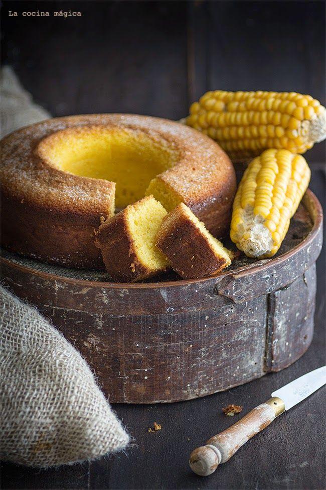 LA COCINA MAGICA: Torta de maíz de Guitiriz