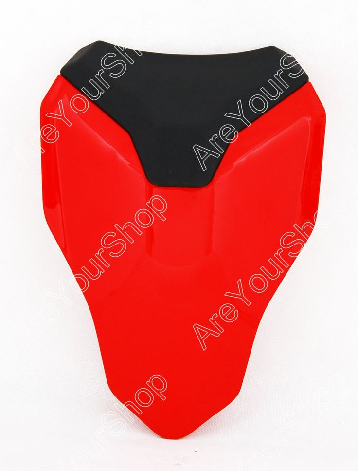 Red Sale Universal Motorcycle Rear Seat Cover Cowl Solo Motor Seat Cowl Rear Fairing For Ducati 1098 1198