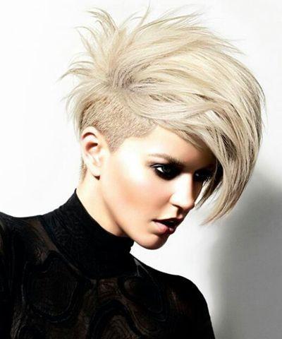 Pixie undercut - Short hair don't care!!!! | Pinterest - Onderkruipen, Avant-garde en Kleuren